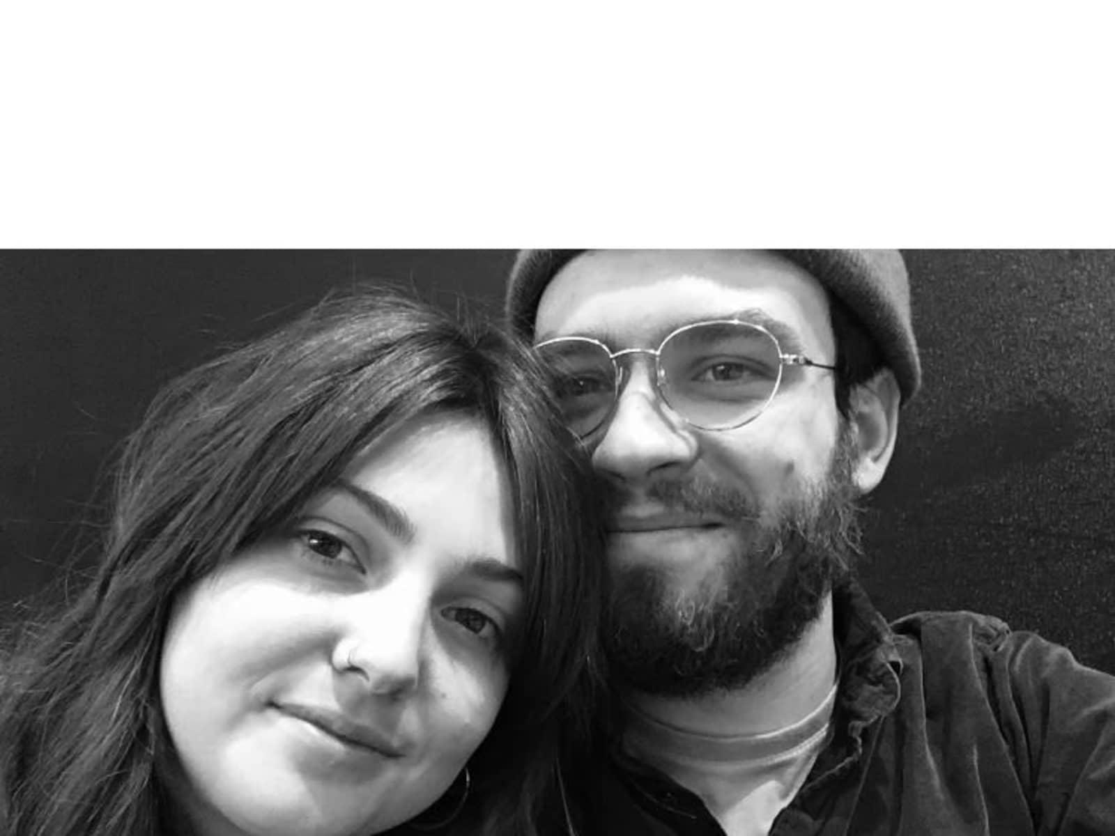 Scarlett & Angus from New York City, New York, United States