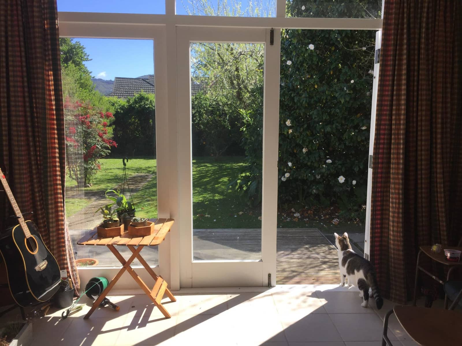 Housesitting assignment in Lower Hutt, New Zealand