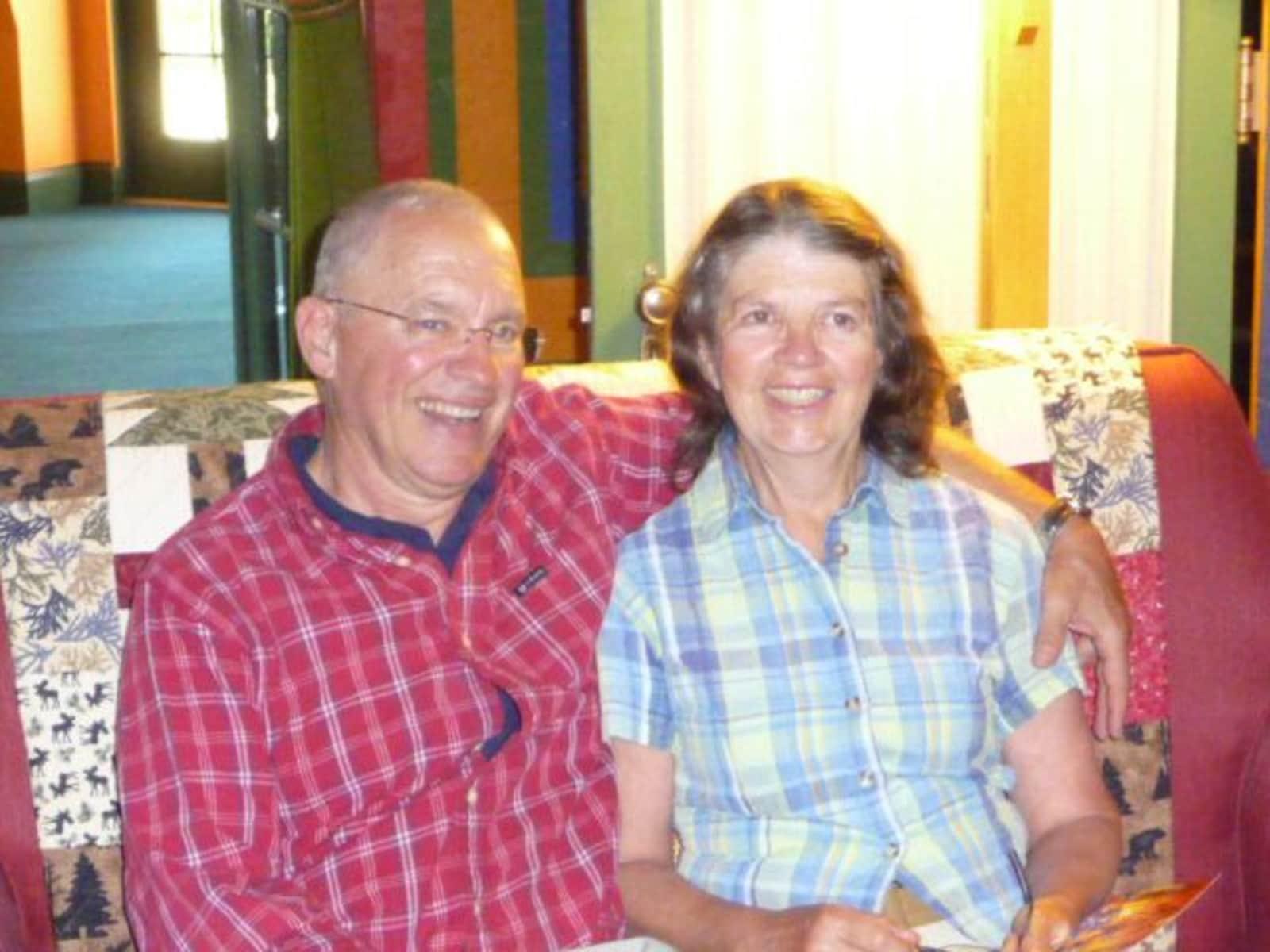 Lucille & Craig from Cuenca, Ecuador