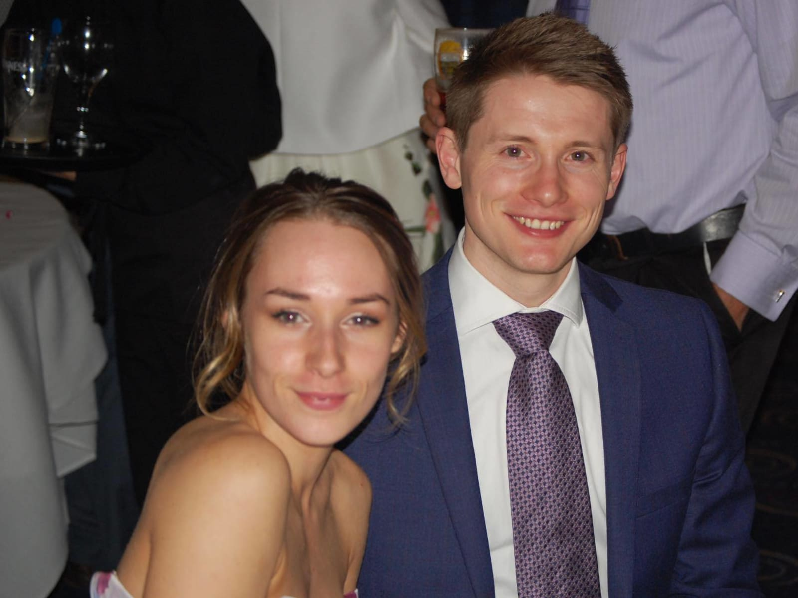 Elliot & Natalie from Great Missenden, United Kingdom