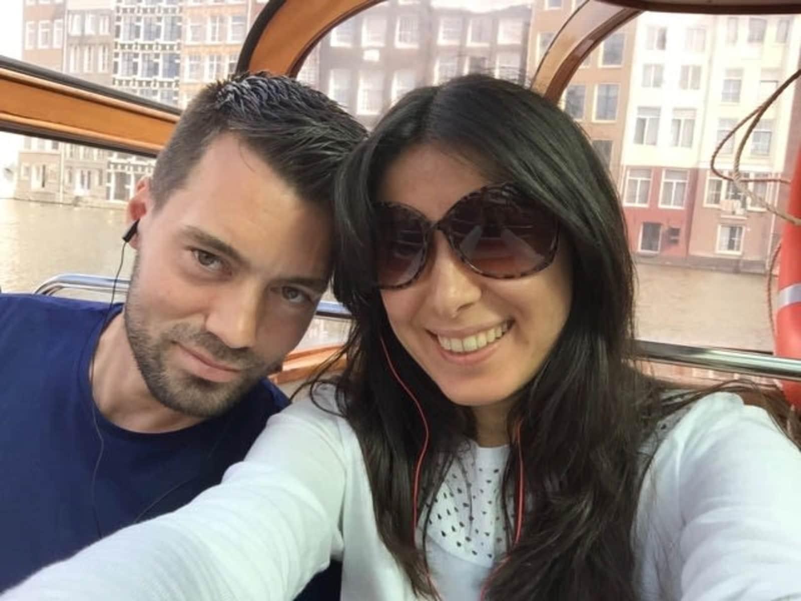 Ayten & Vincent from Amsterdam, Netherlands