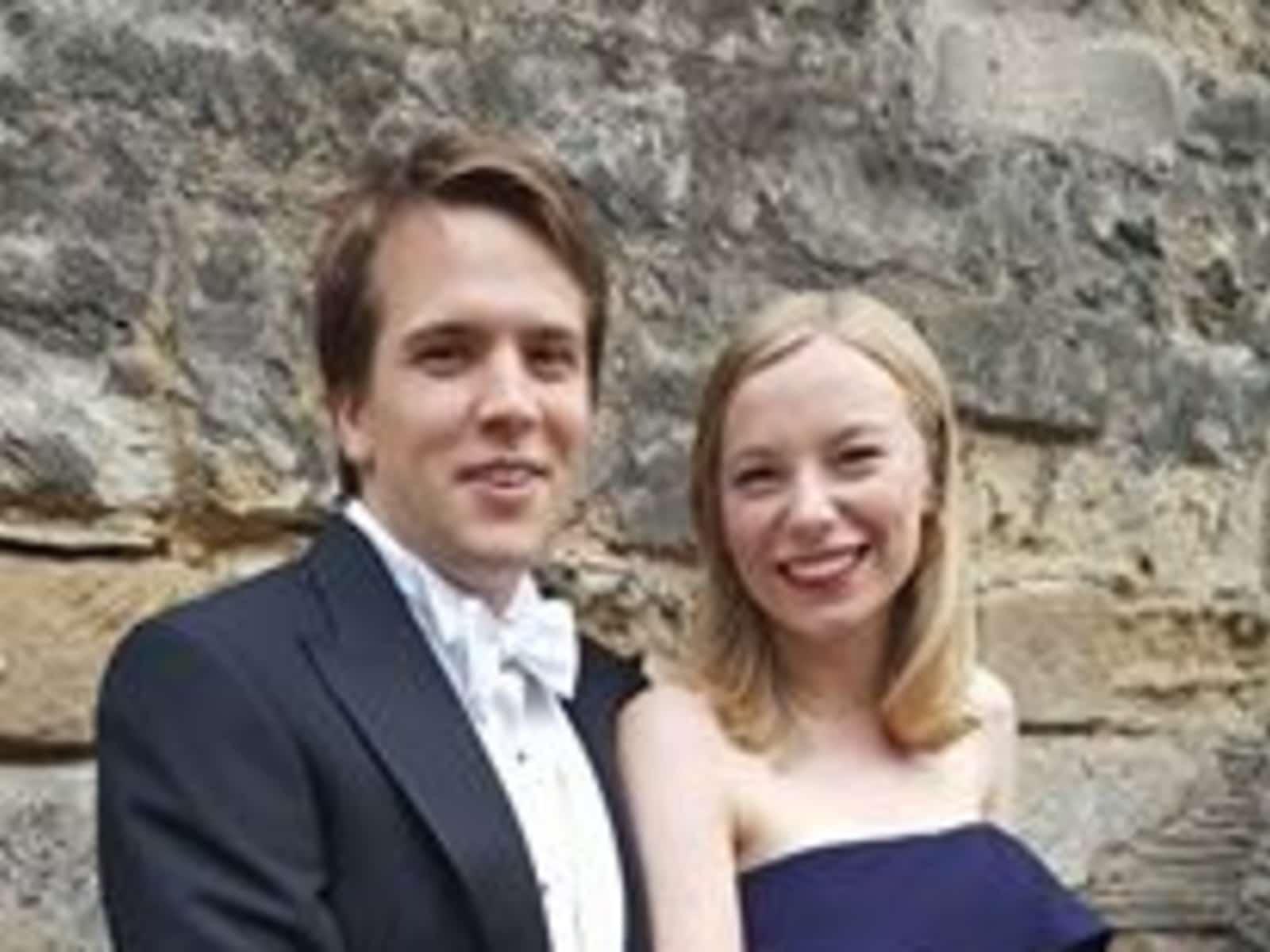 Eleanor & Gareth from London, United Kingdom