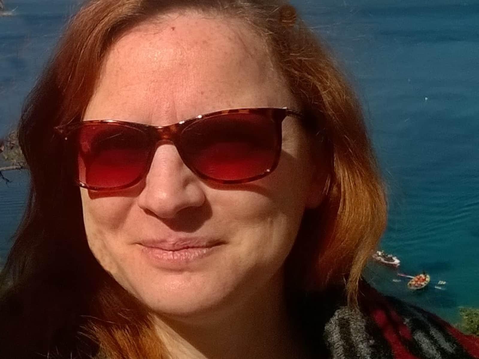 Nadine from Illzach, France