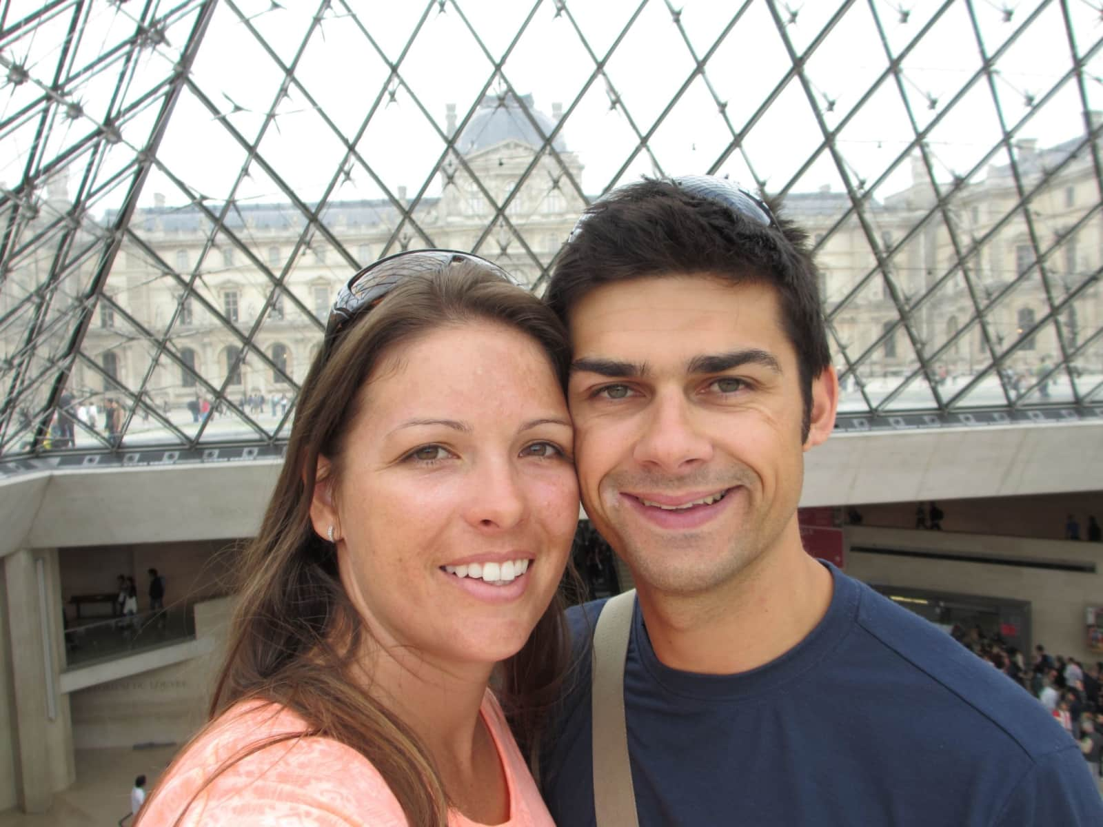 Lesley & Matthew from Canberra, Australian Capital Territory, Australia