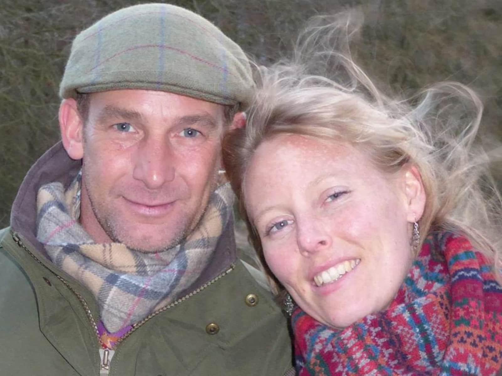 Rosie & Tim from Pongakawa, New Zealand