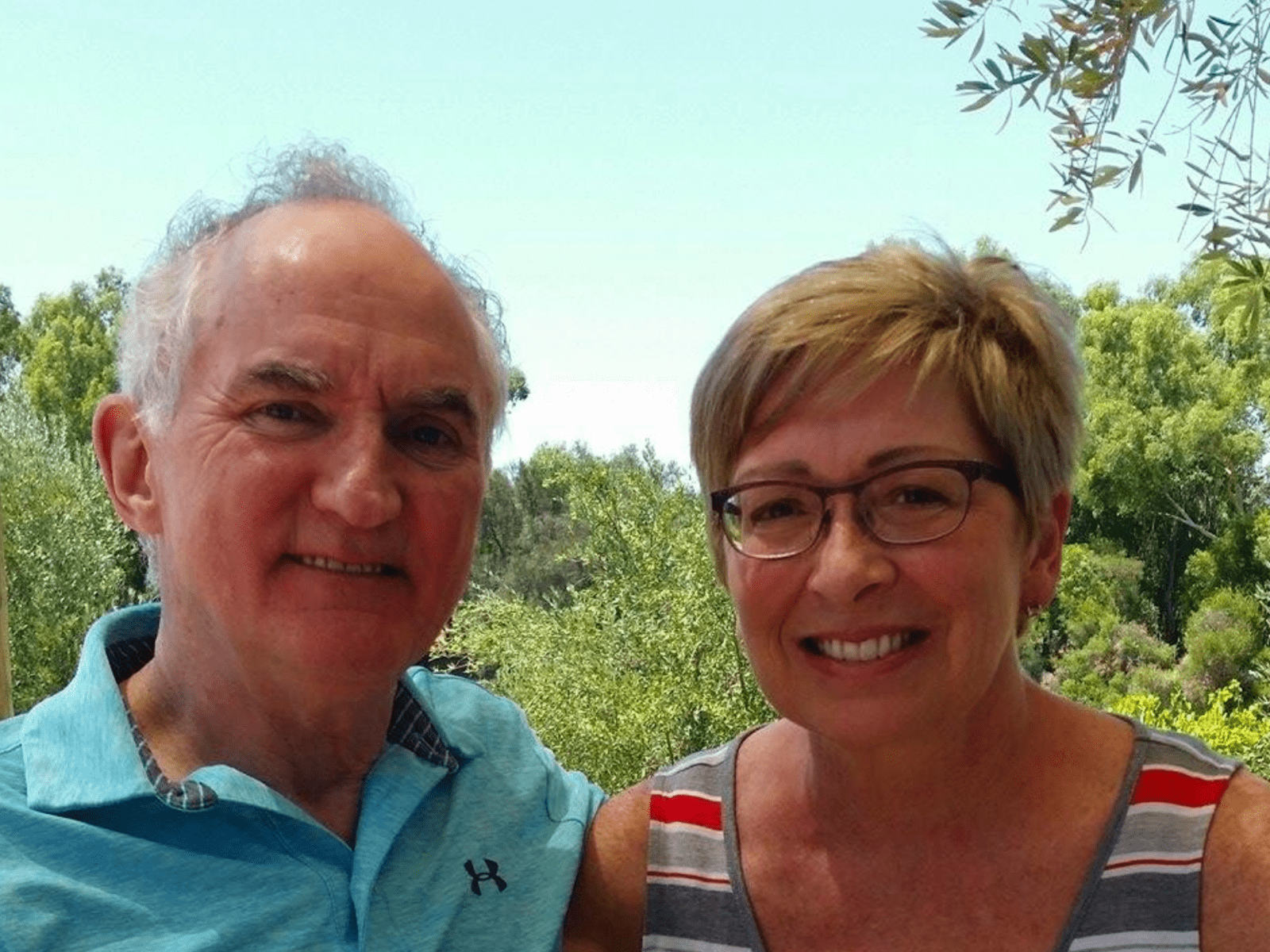 Cathy & Gerald from Halifax, Nova Scotia, Canada