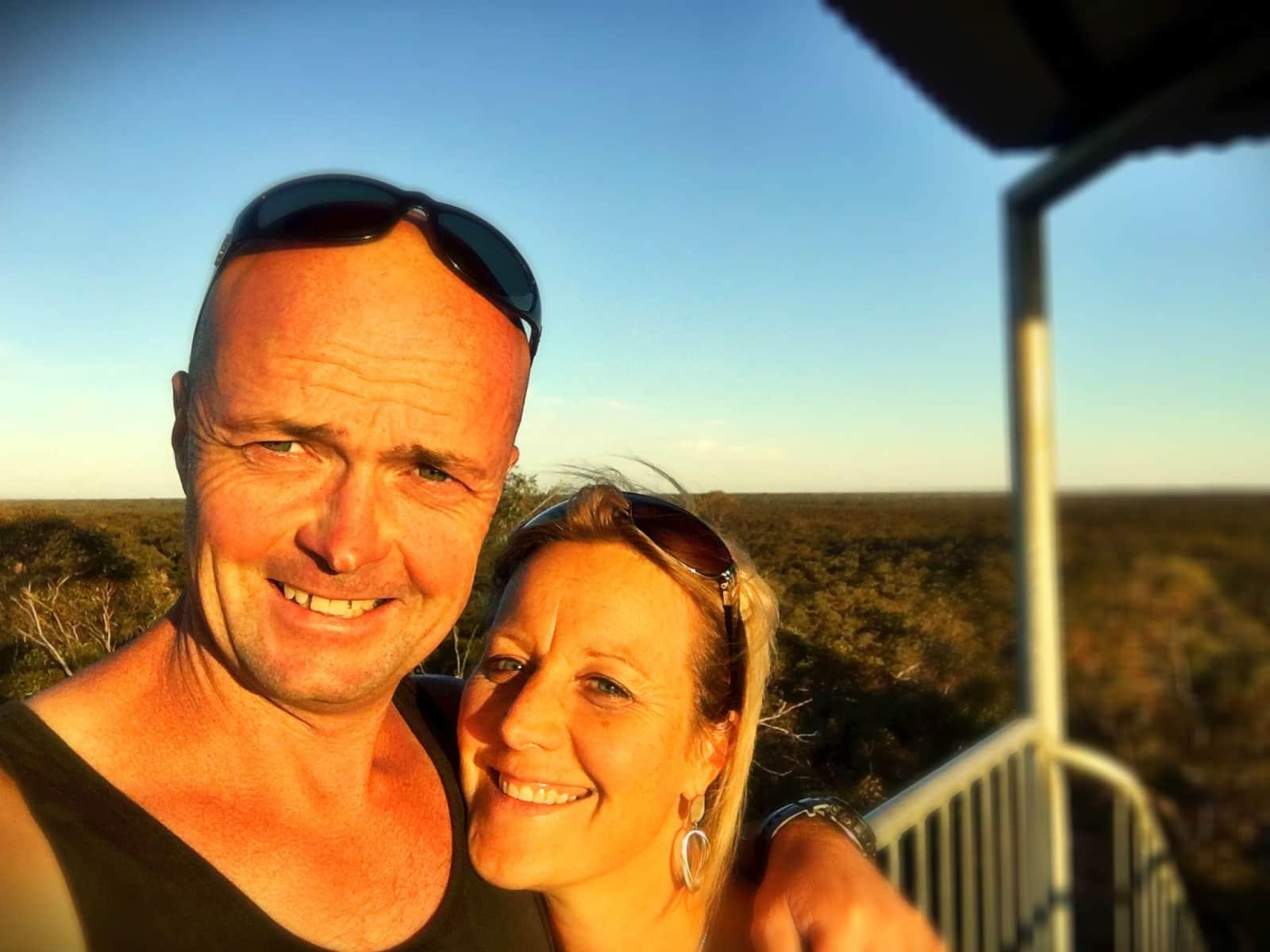 Cynthia & David from Wodonga, Victoria, Australia