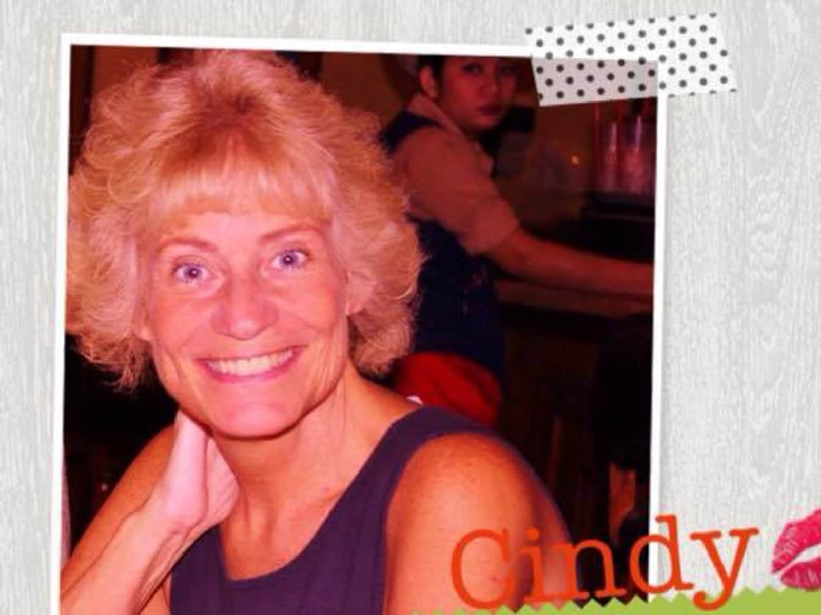 Cynthia from Bangor, Maine, United States