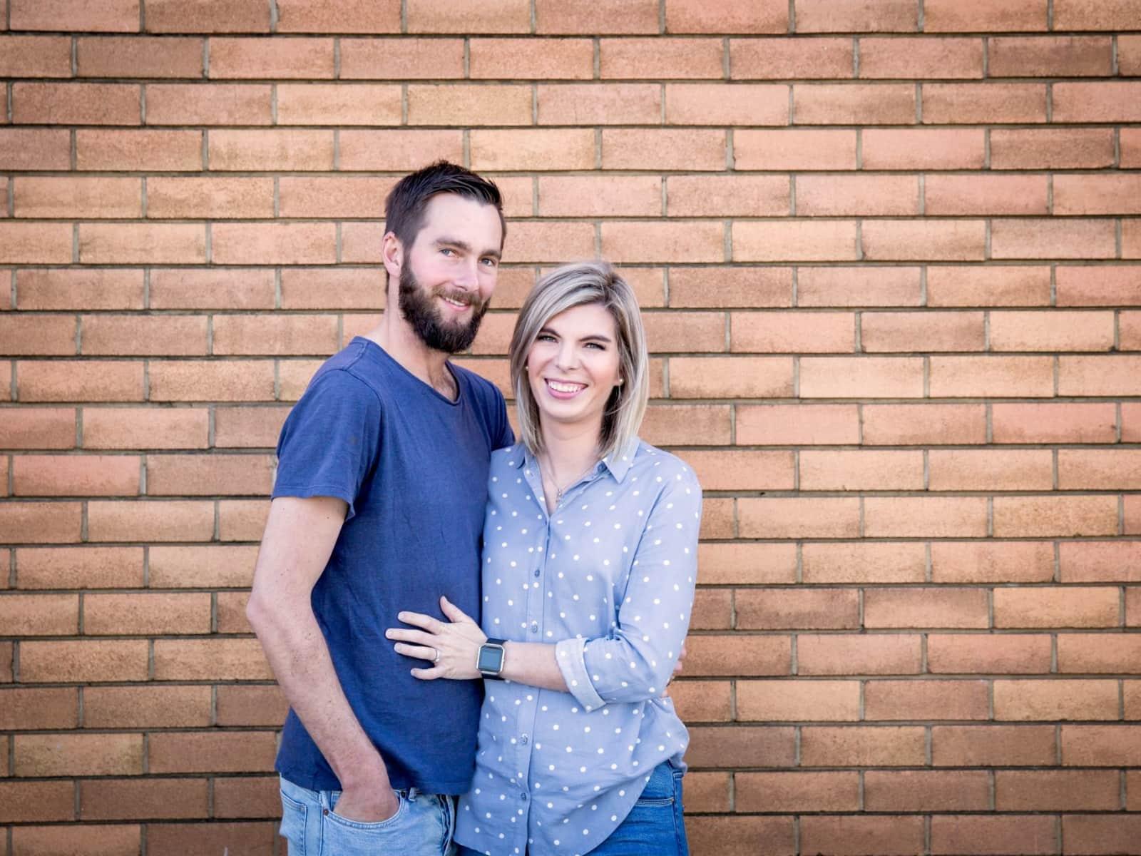 Tim & Sarah from Calgary, Alberta, Canada