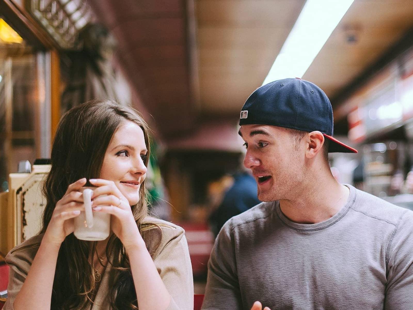 Daniel & Eilise from Minneapolis, Minnesota, United States