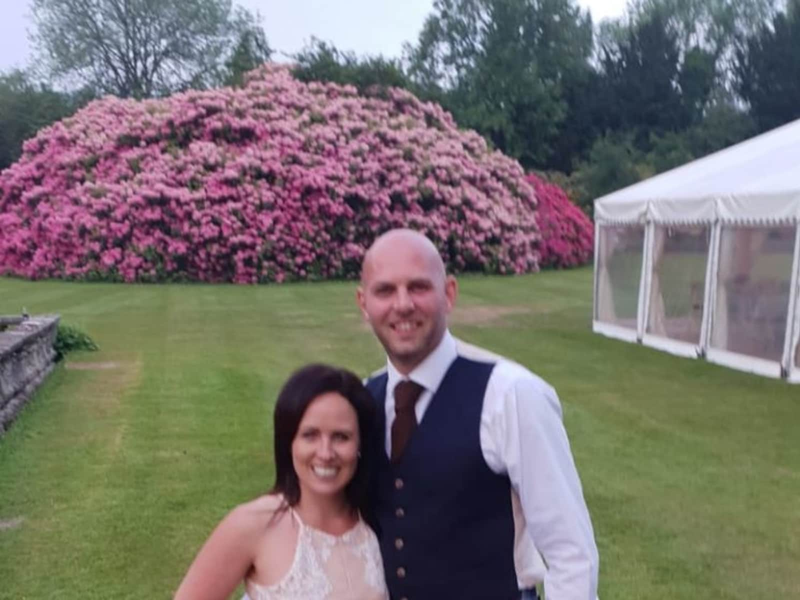 Shelley & Stephen from Falkirk, United Kingdom