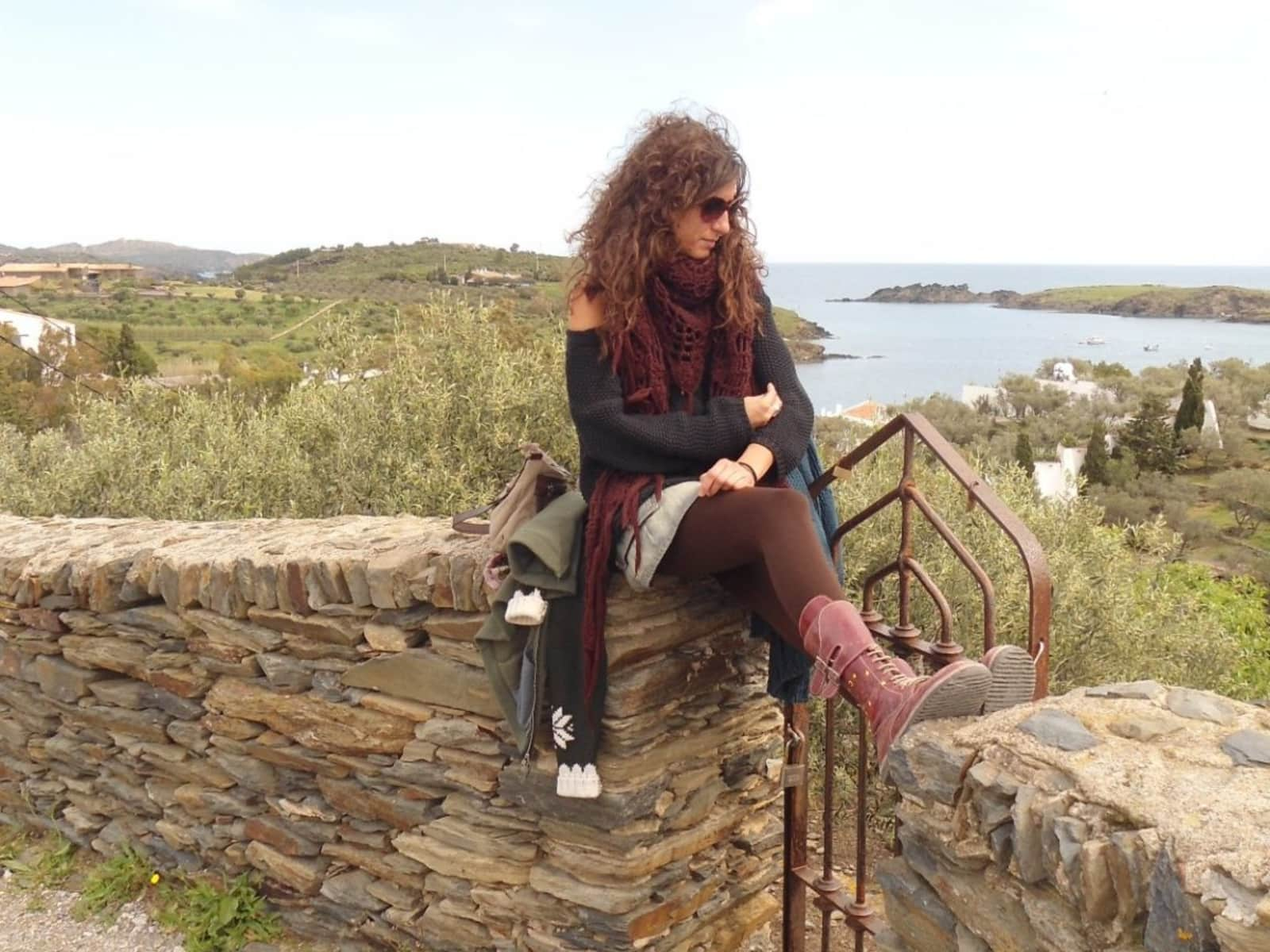Ana from Zaragoza, Spain