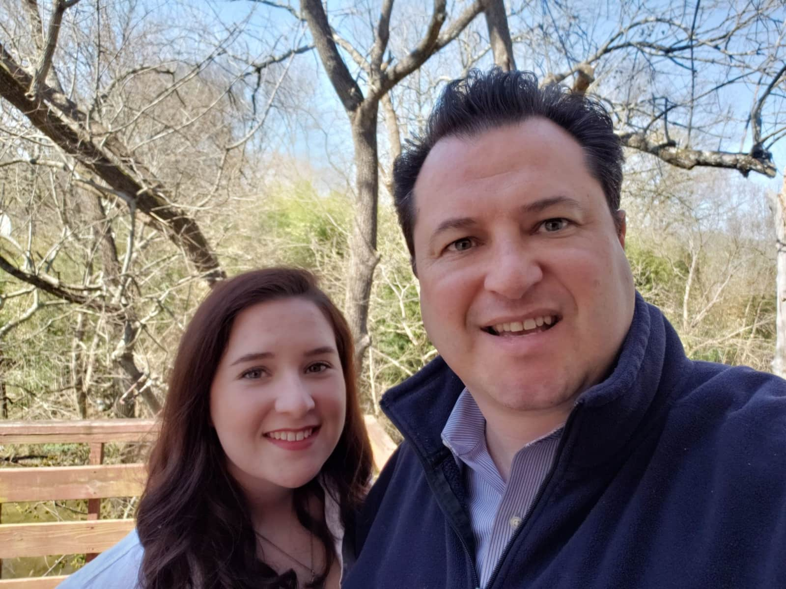 Jeff & Emma from Nashville, Tennessee, United States