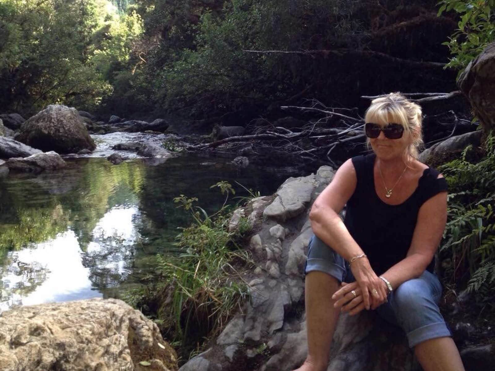 Lynn from Amersham, United Kingdom
