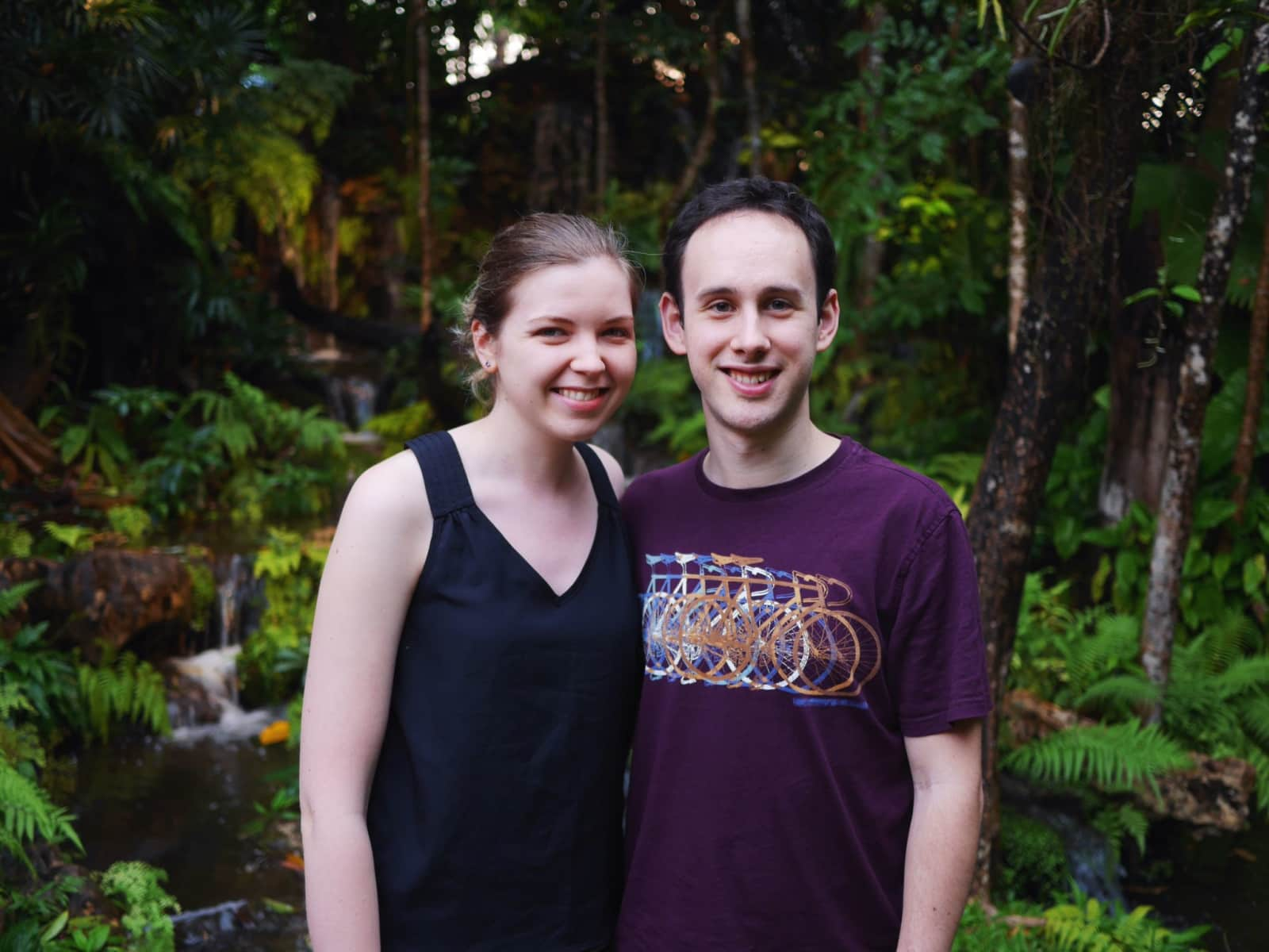Rachel & Simon from Sydney, New South Wales, Australia