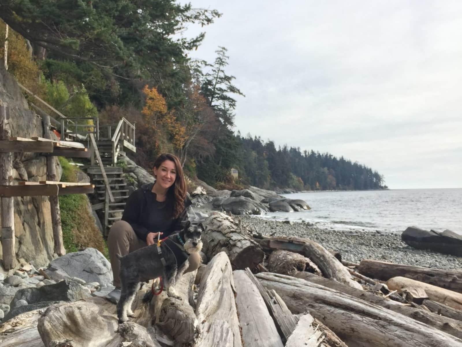 Andrea from Calgary, Alberta, Canada