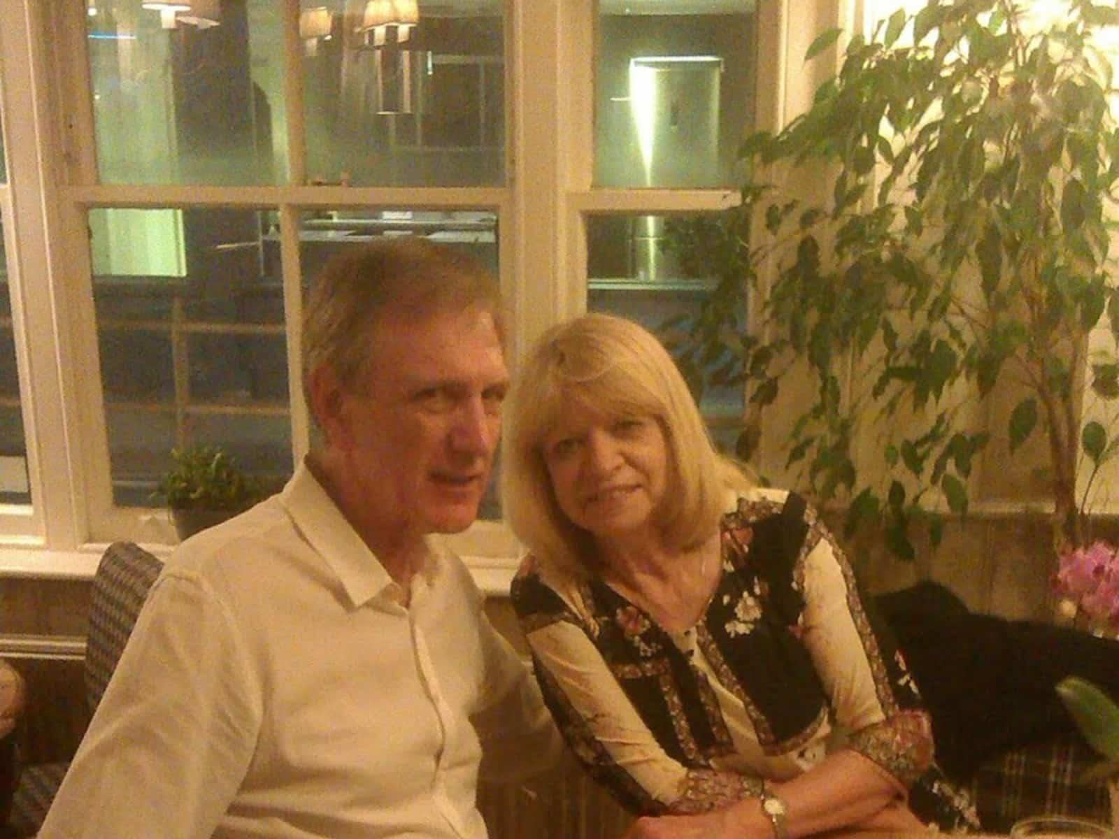 Leonard & Marian from Leatherhead, United Kingdom