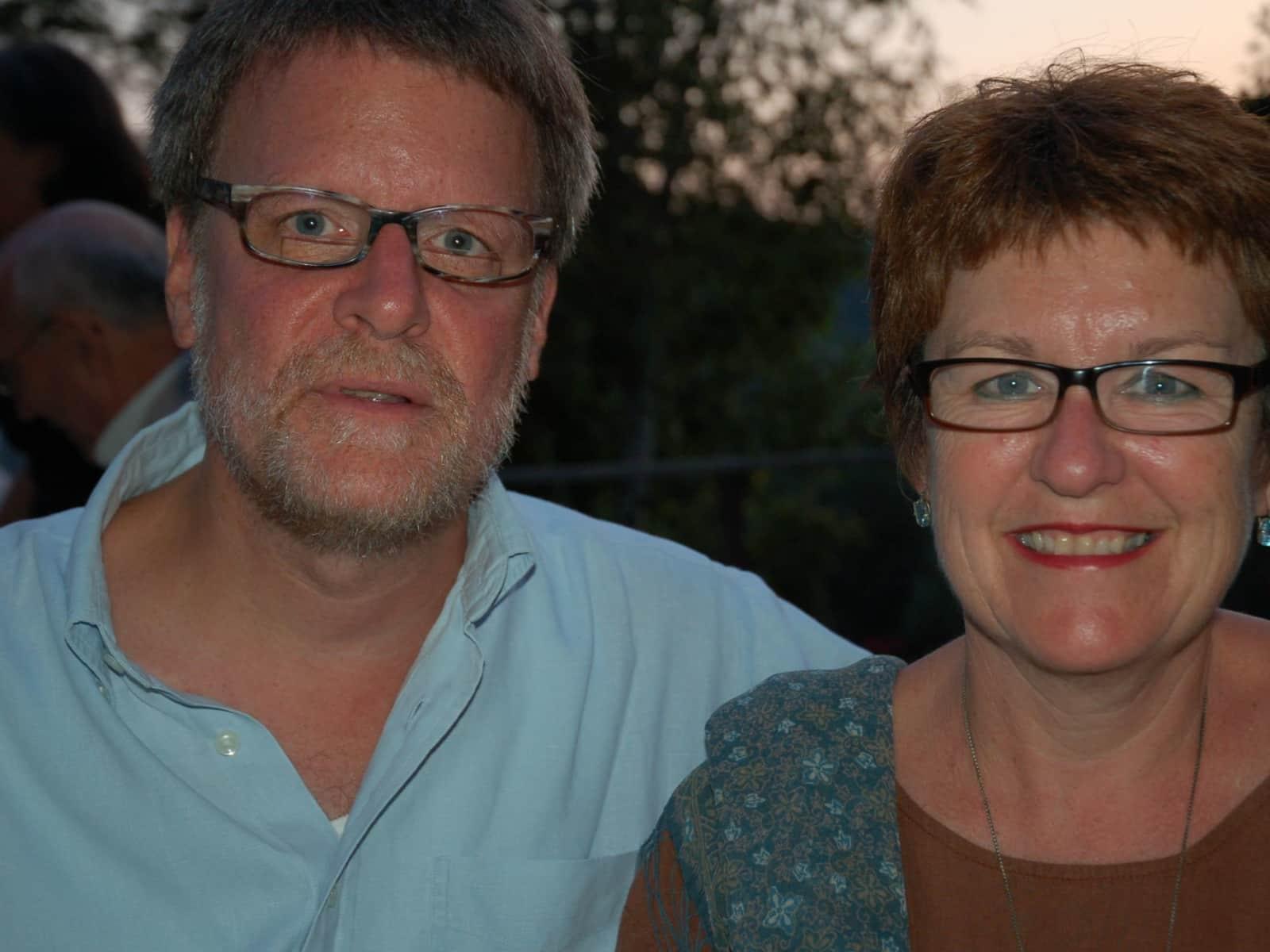 Jude & Richard from Ottawa, Ontario, Canada