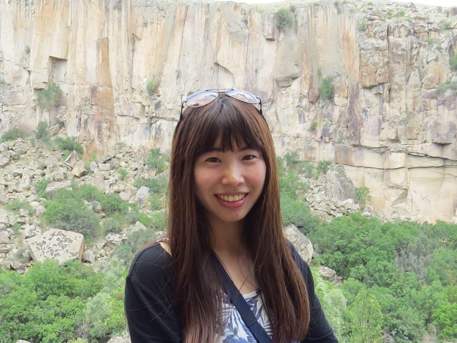 Yishen from Taoyuan City, Taiwan