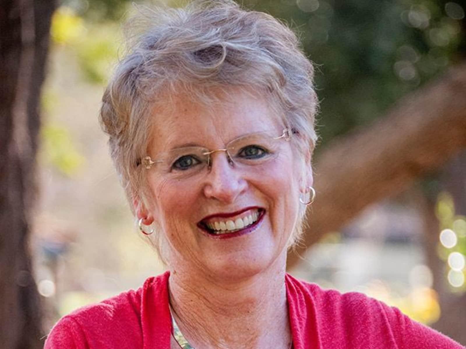 Margaret from Claremont, California, United States