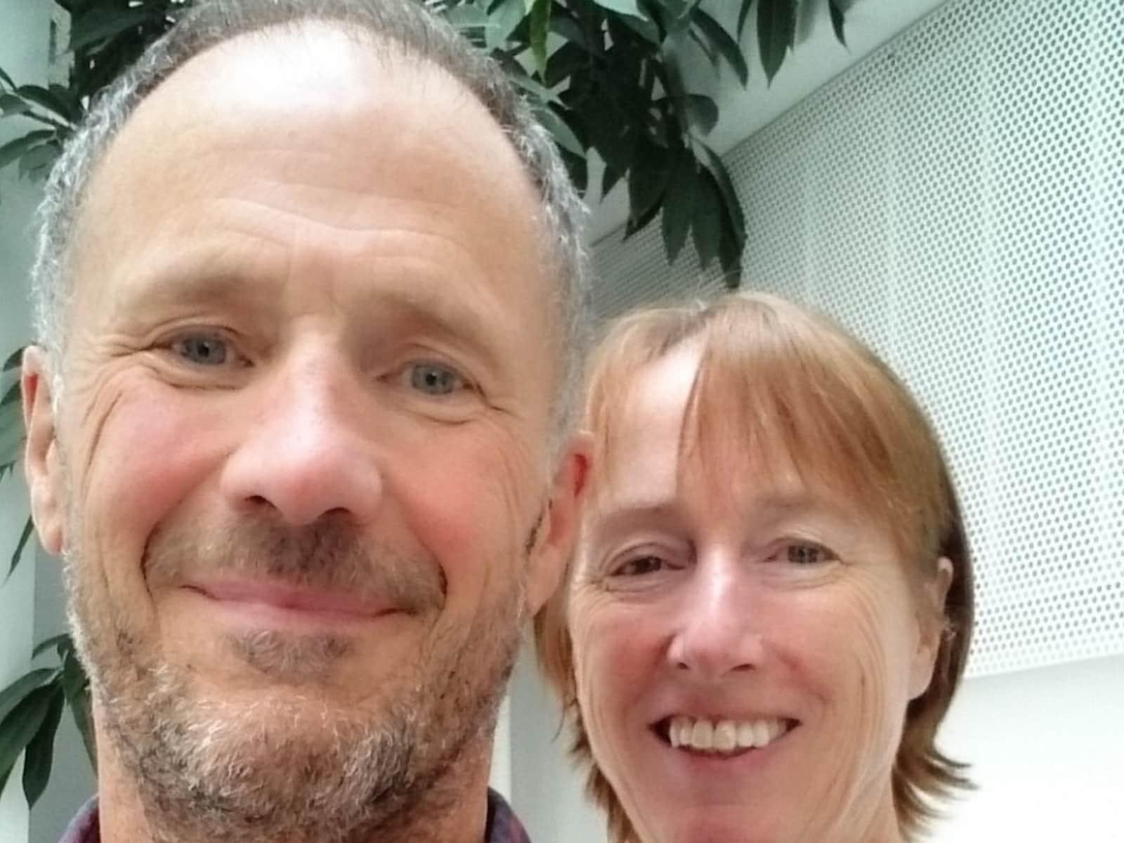 Francesca & David from Brighton, United Kingdom