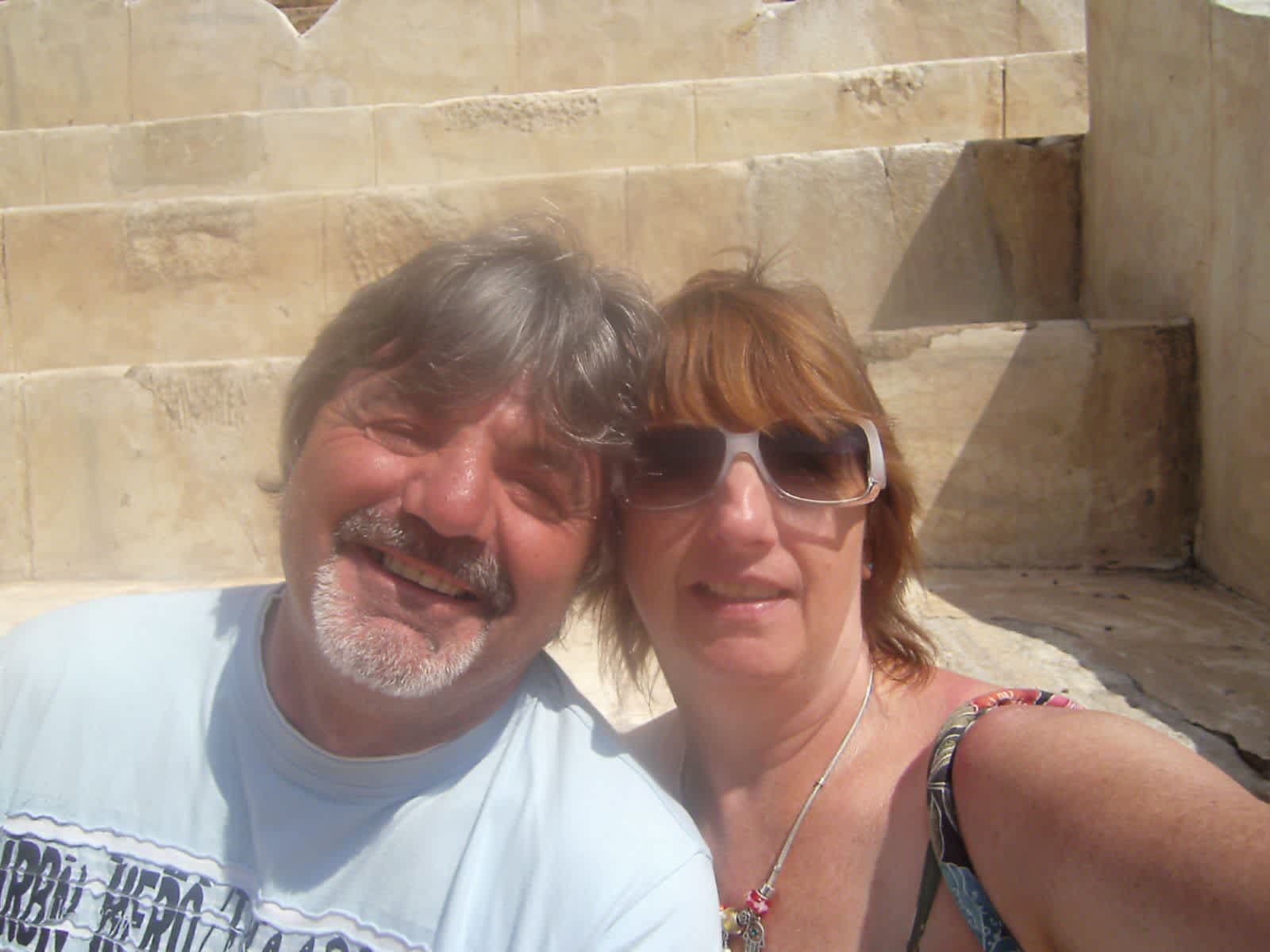 Lauraine & Christopher from Rugby, United Kingdom