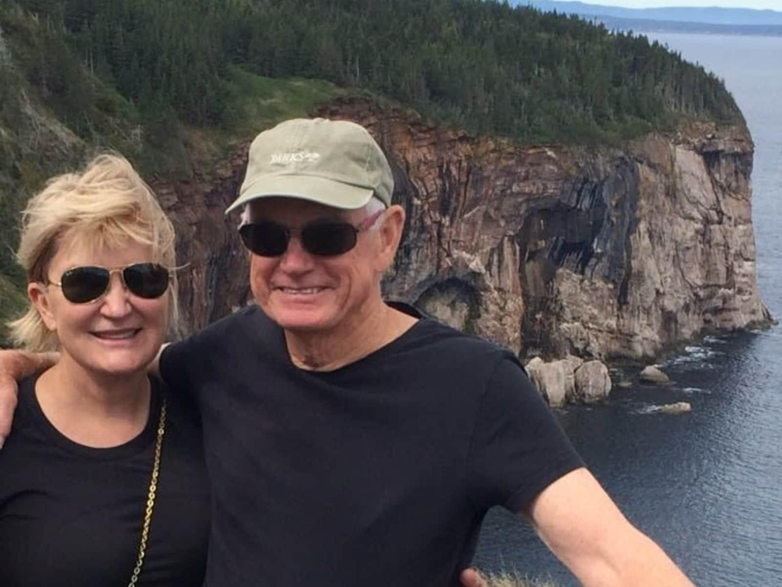 Glenda & Greg from Gold Coast, Queensland, Australia