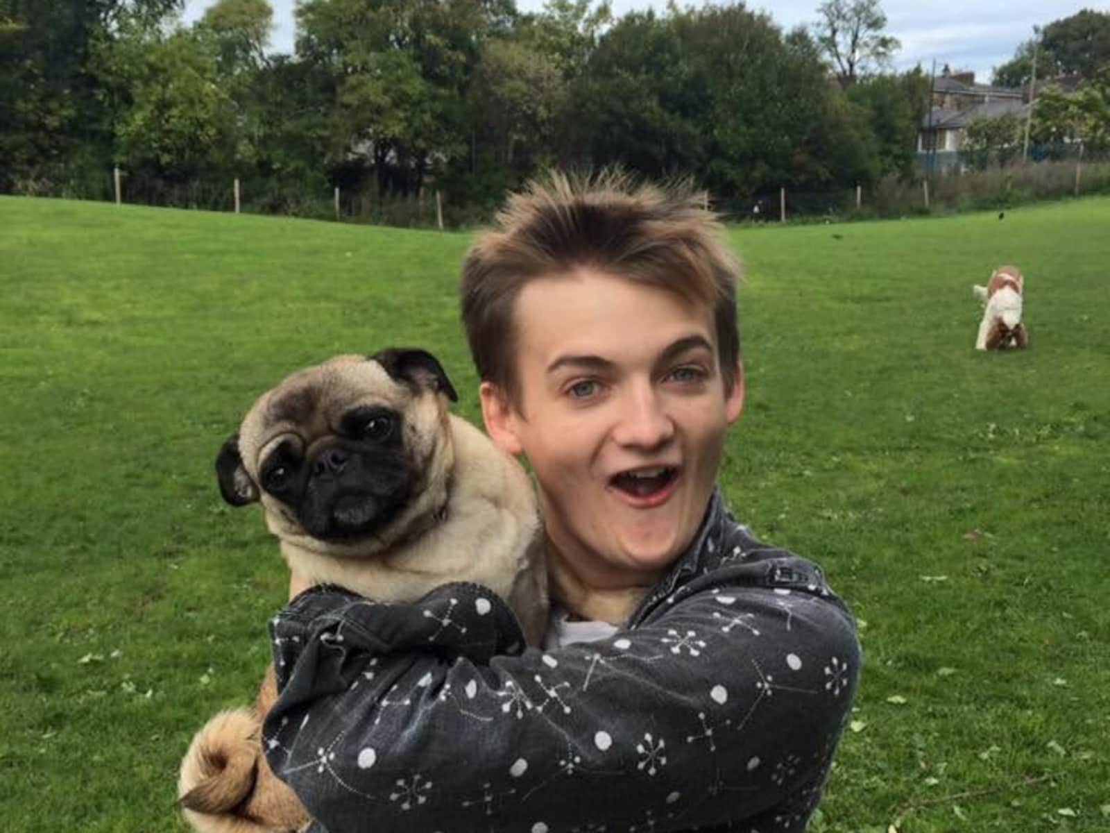 Jack gleeson from London, United Kingdom