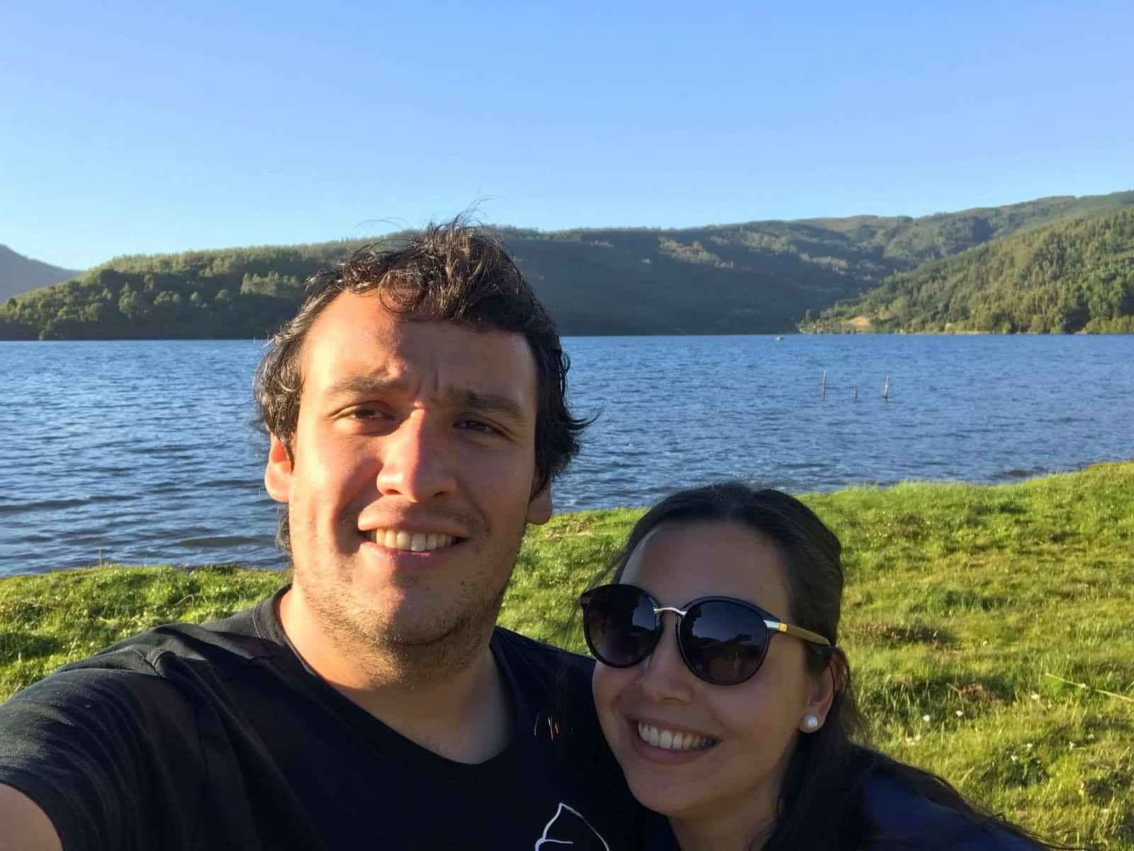Bernardo & Camila from Santiago, Chile