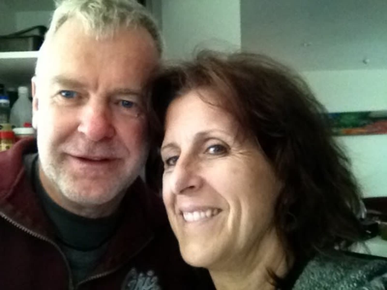 Robyn & Doug from Lilydale, Victoria, Australia