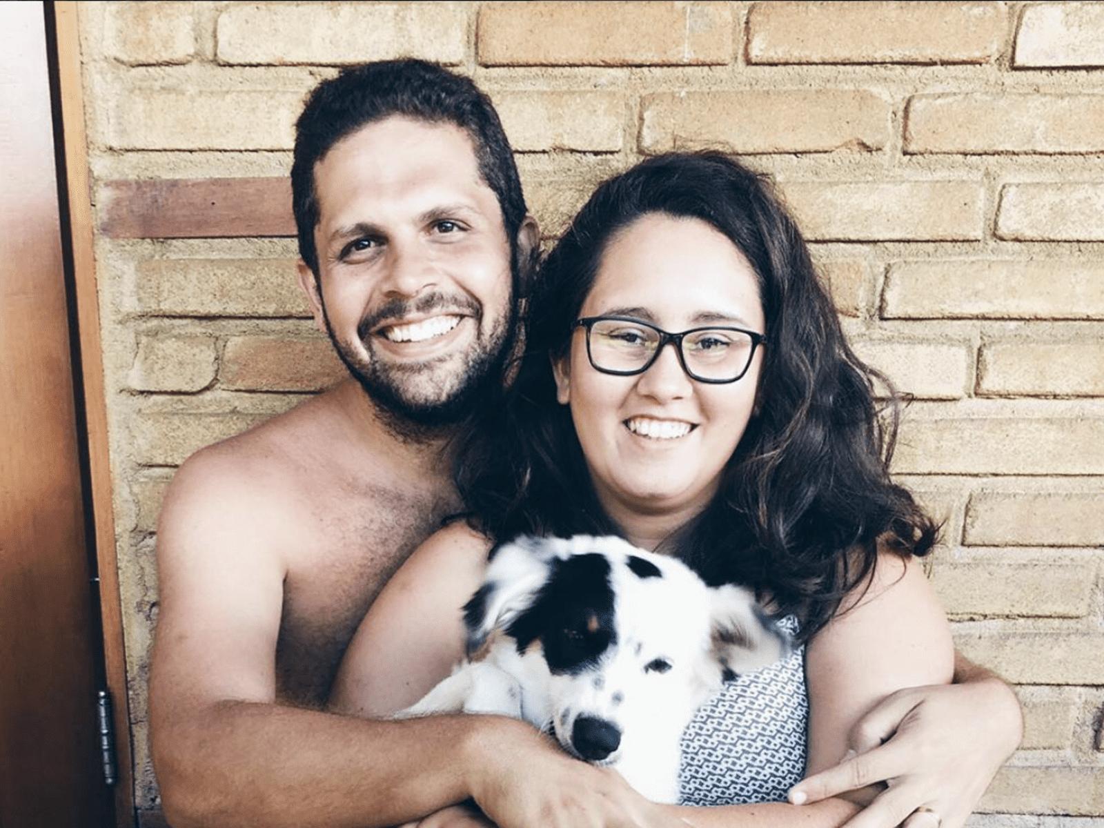 Julia & Rafael from Niterói, Brazil