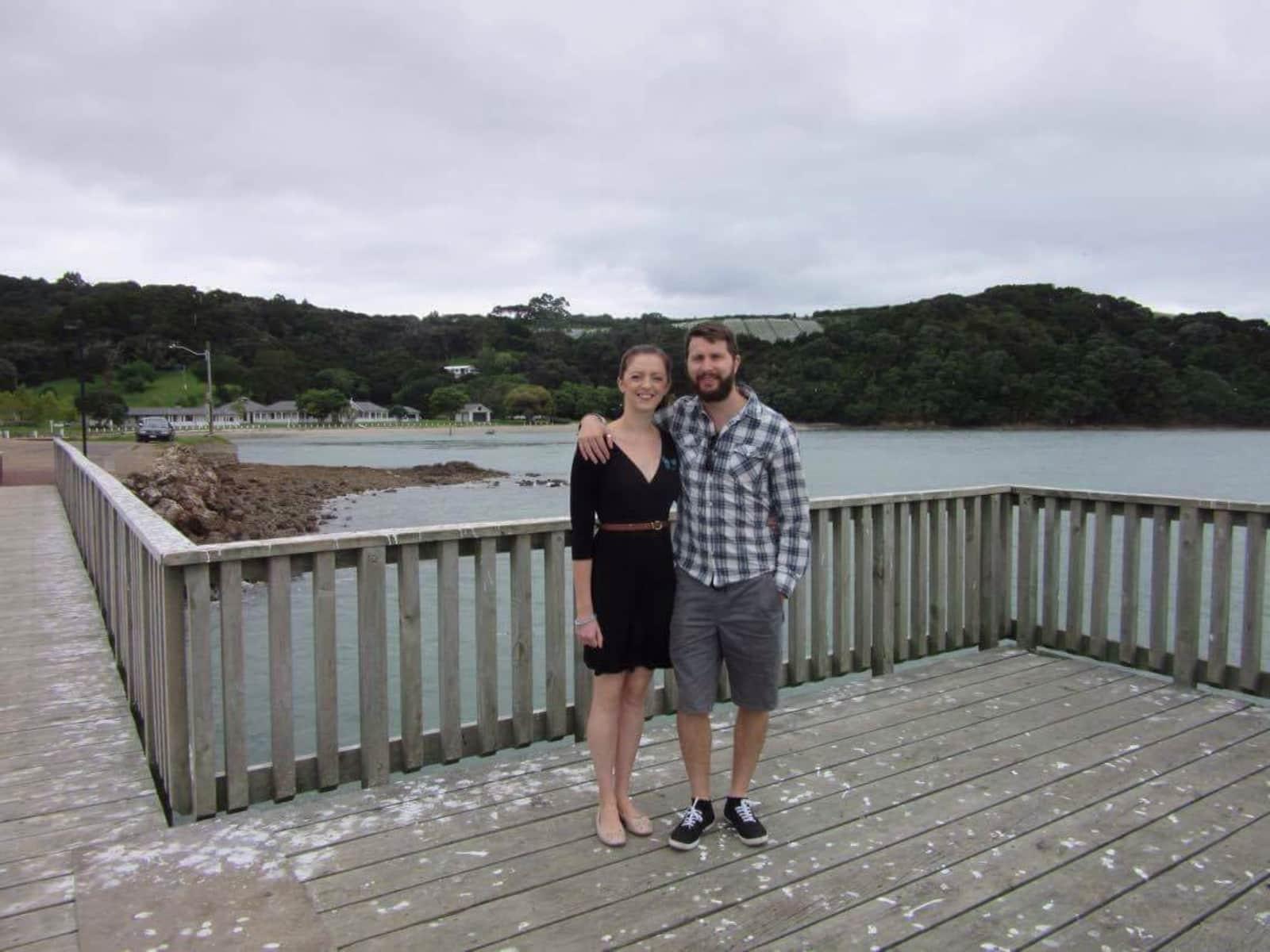 Olivia & Mark from Bristol, United Kingdom