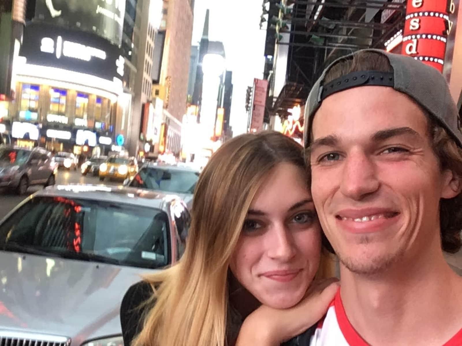 Josh from New York City, New York, United States