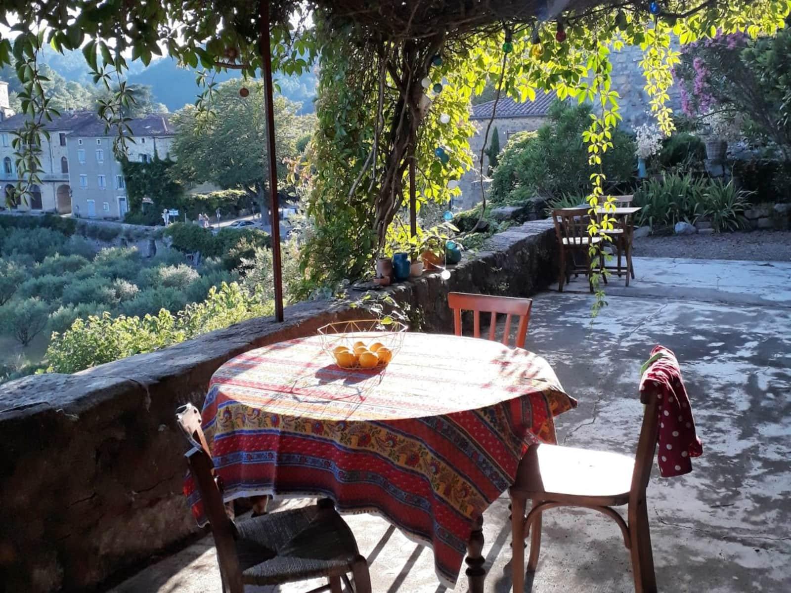 Housesitting assignment in Les Vans, France