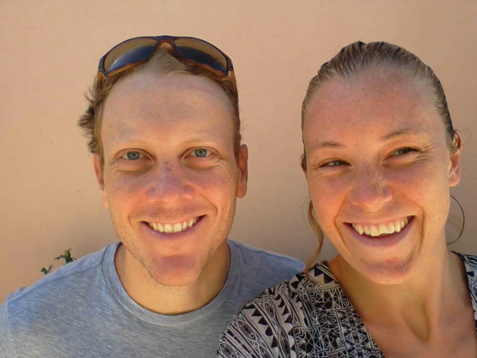 Guy & Daisy from Perth, Western Australia, Australia