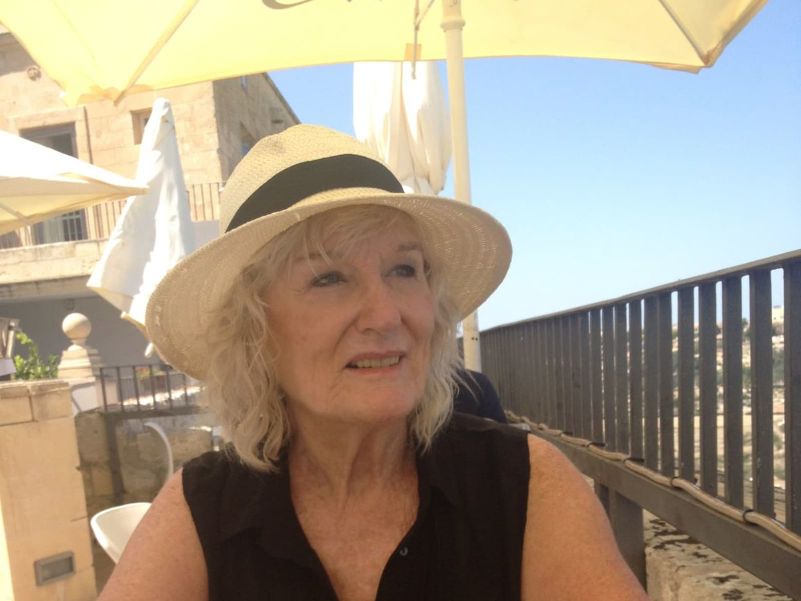 Gail from Toronto, Ontario, Canada