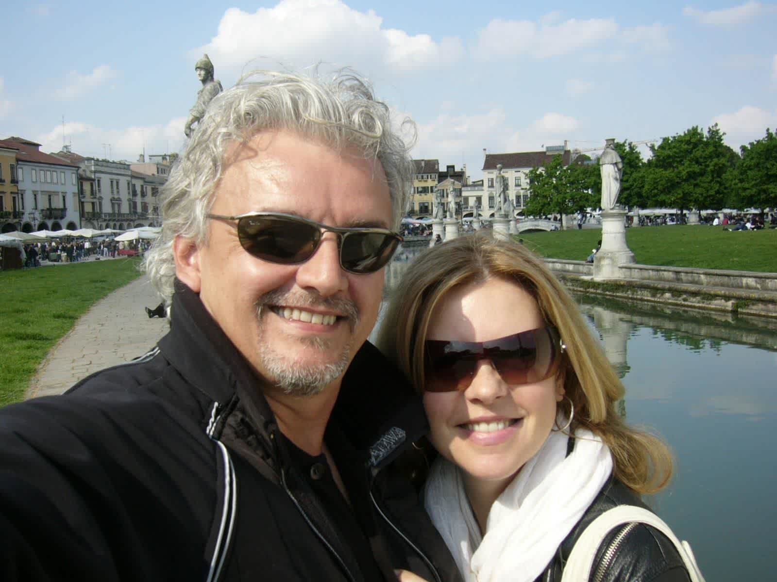 Anna & Peter from Paciano, Italy