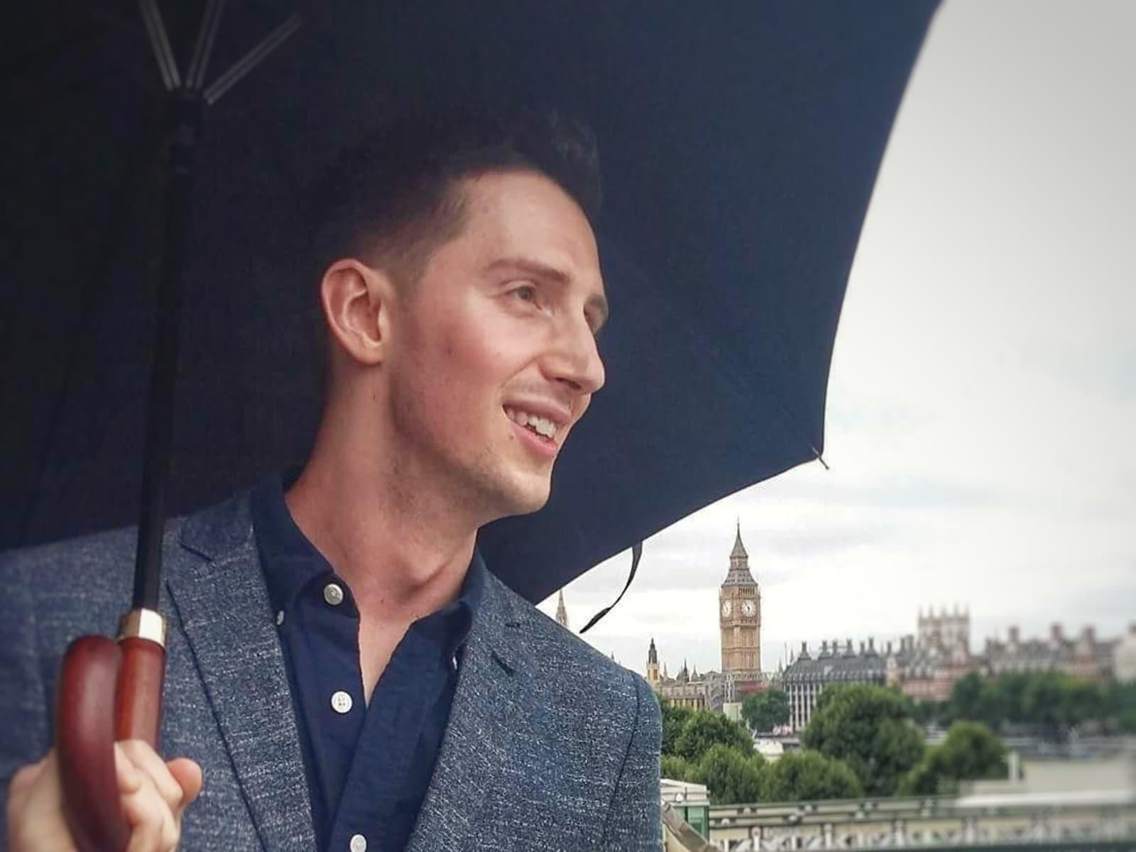 James from London, United Kingdom