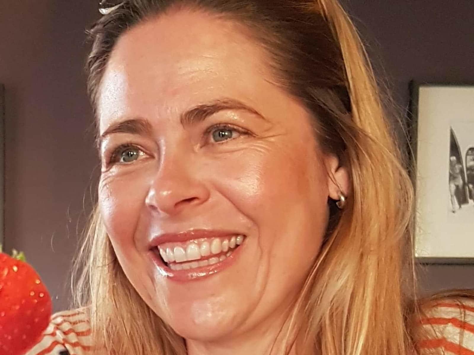Sarah from Hampton Hill, United Kingdom