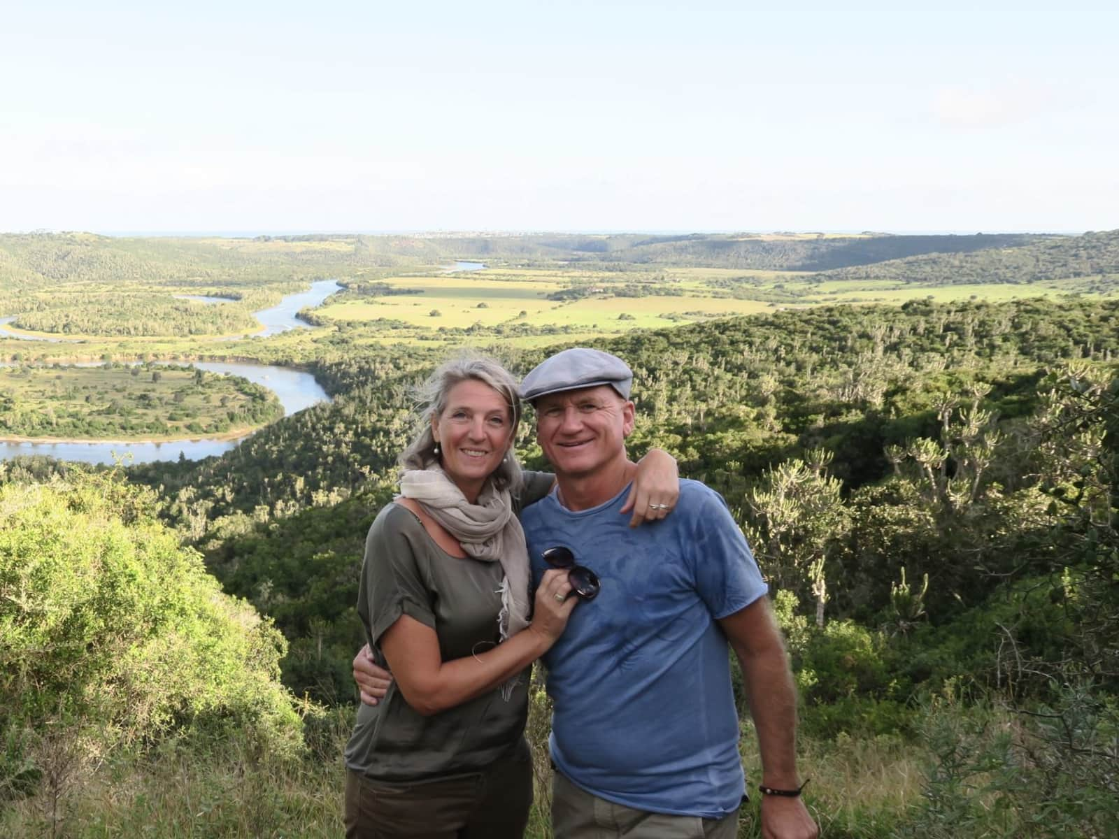 Douglas & Astrid from Haarlem, Netherlands