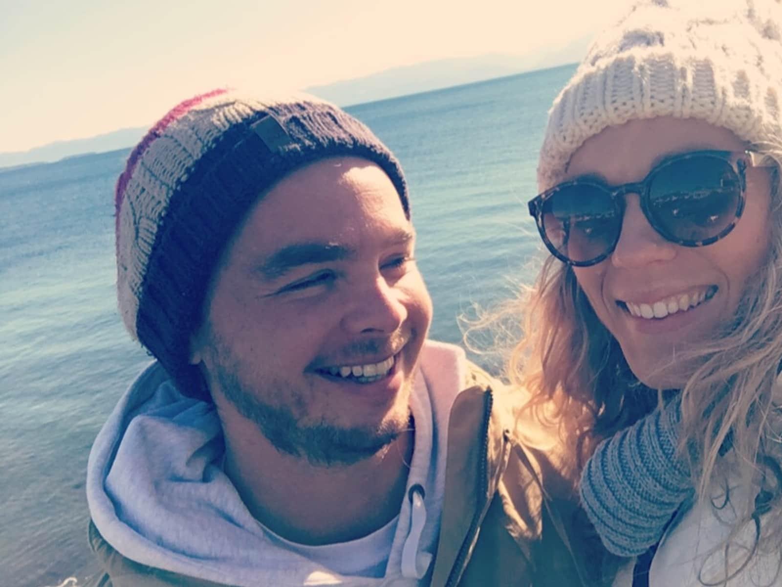 Jess & Evan from London, United Kingdom
