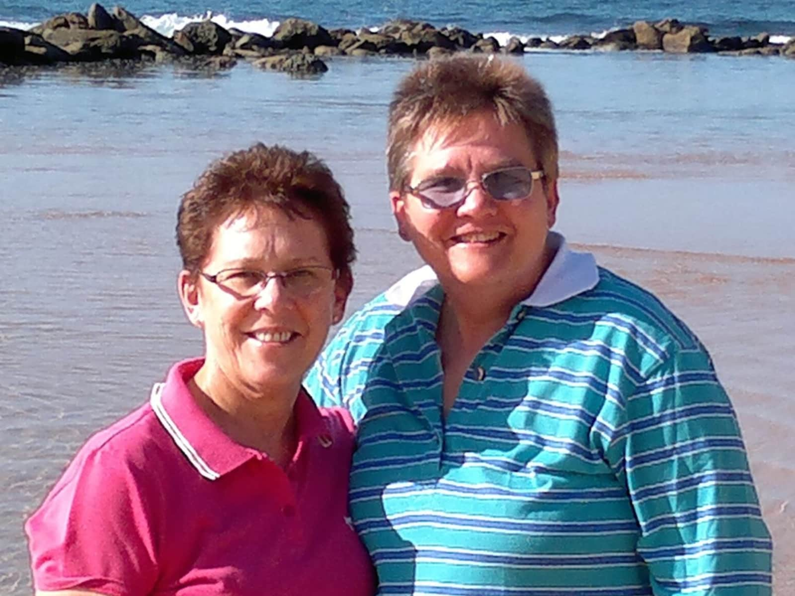 Denise & Linda from Lisarow, New South Wales, Australia