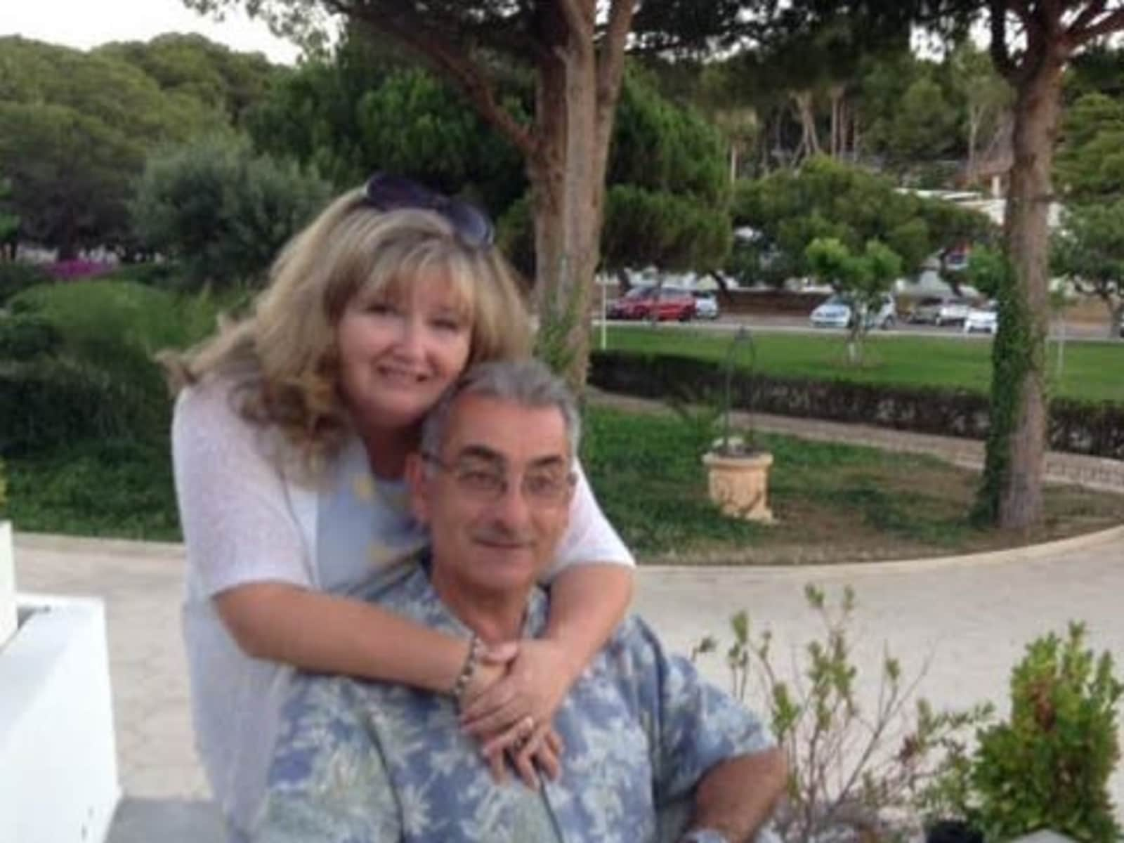 Eileen & Alan from Kelowna, British Columbia, Canada