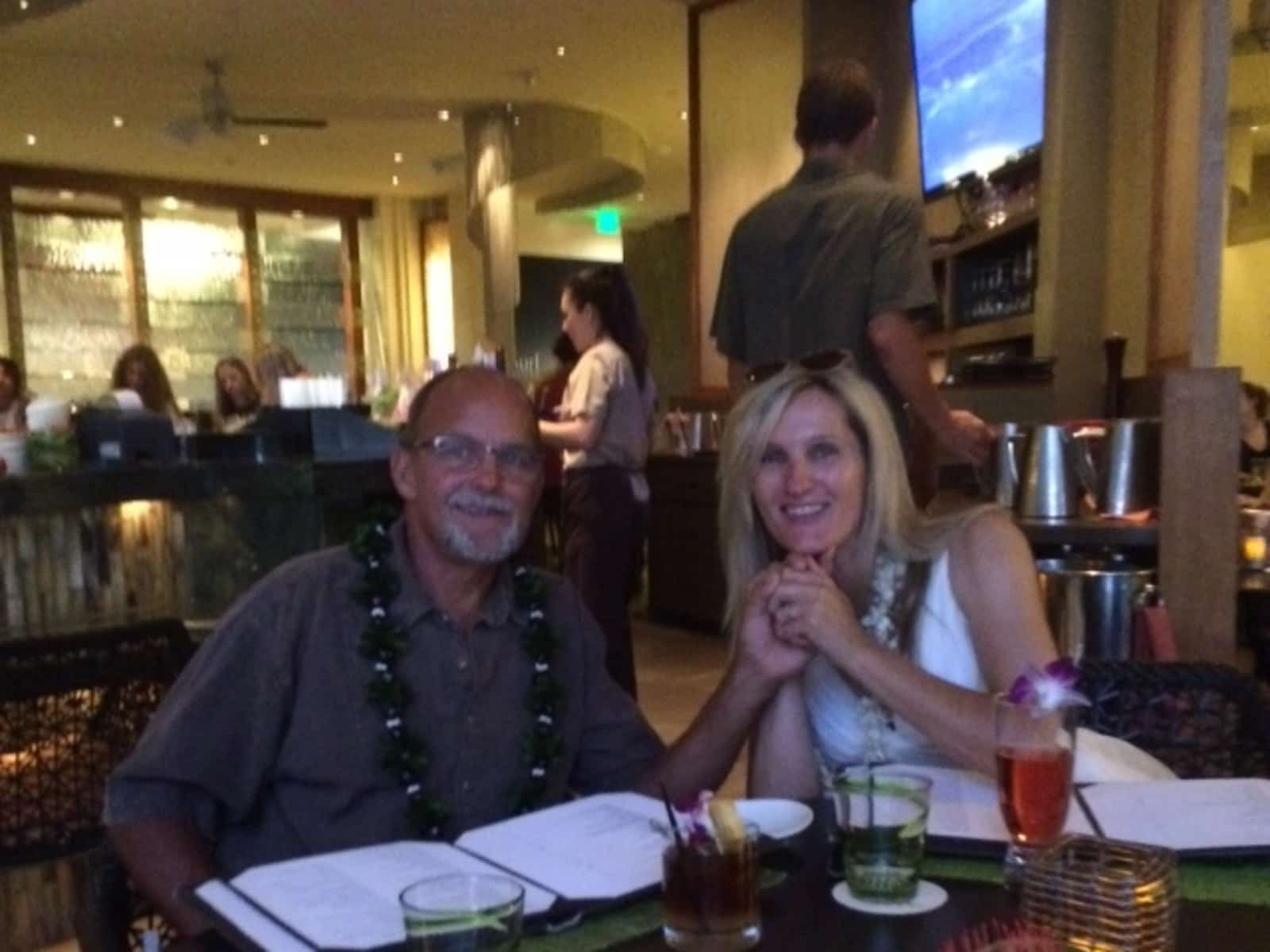 Anja & Gary from Vista, California, United States