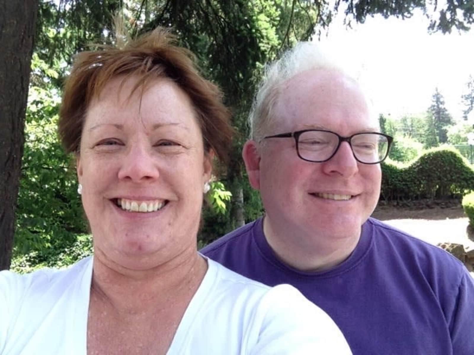 Kathy & Brian from Seattle, Washington, United States