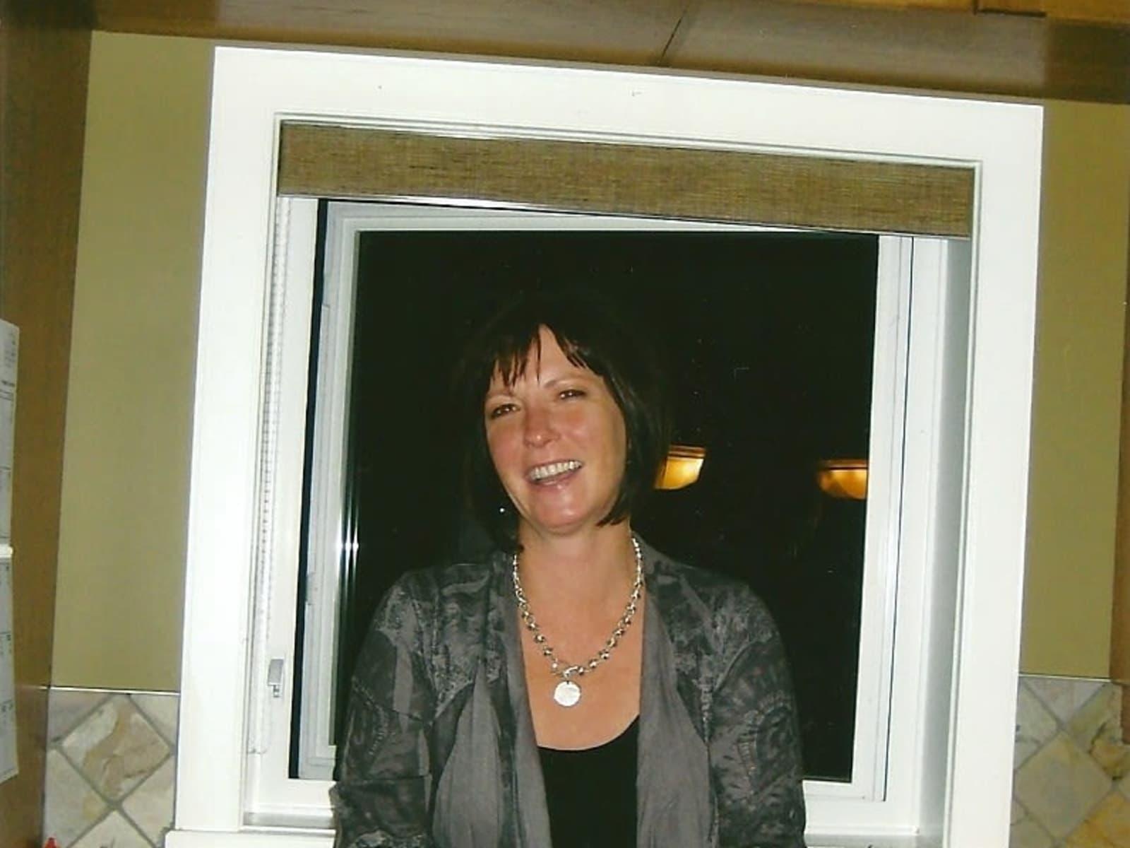 Kimberly from Winnipeg, Manitoba, Canada