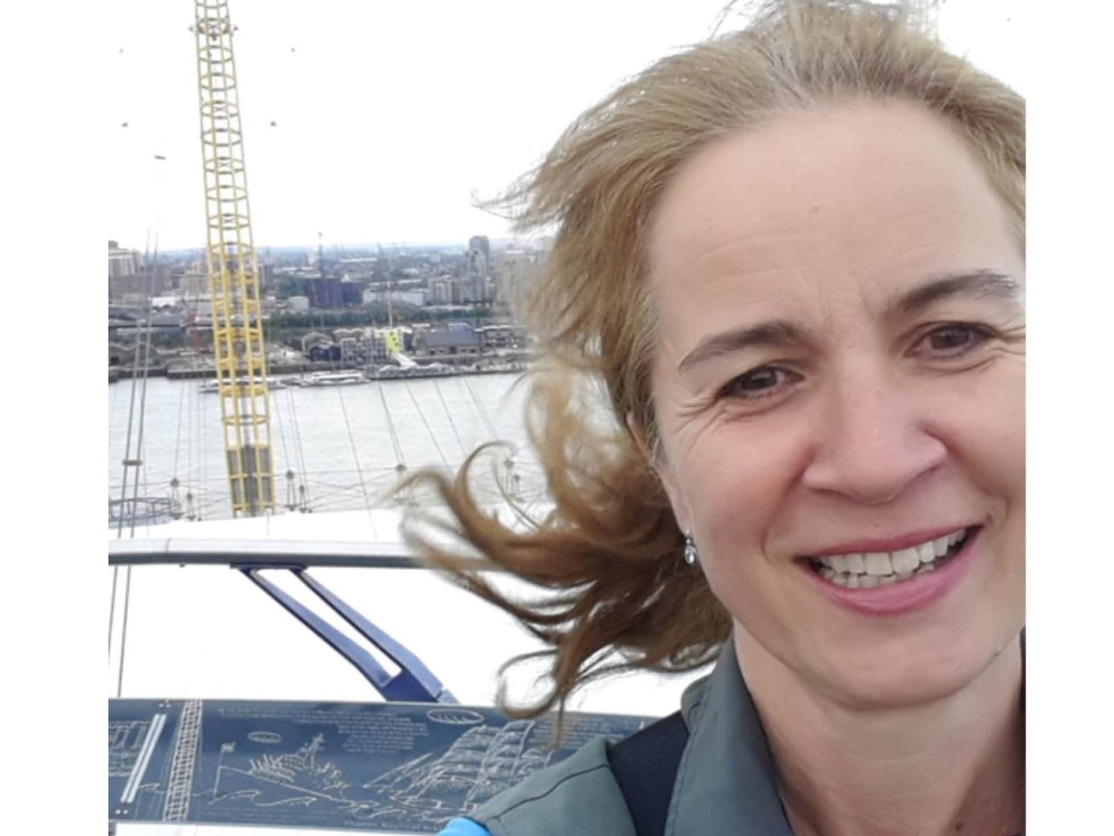 Helen from London, United Kingdom