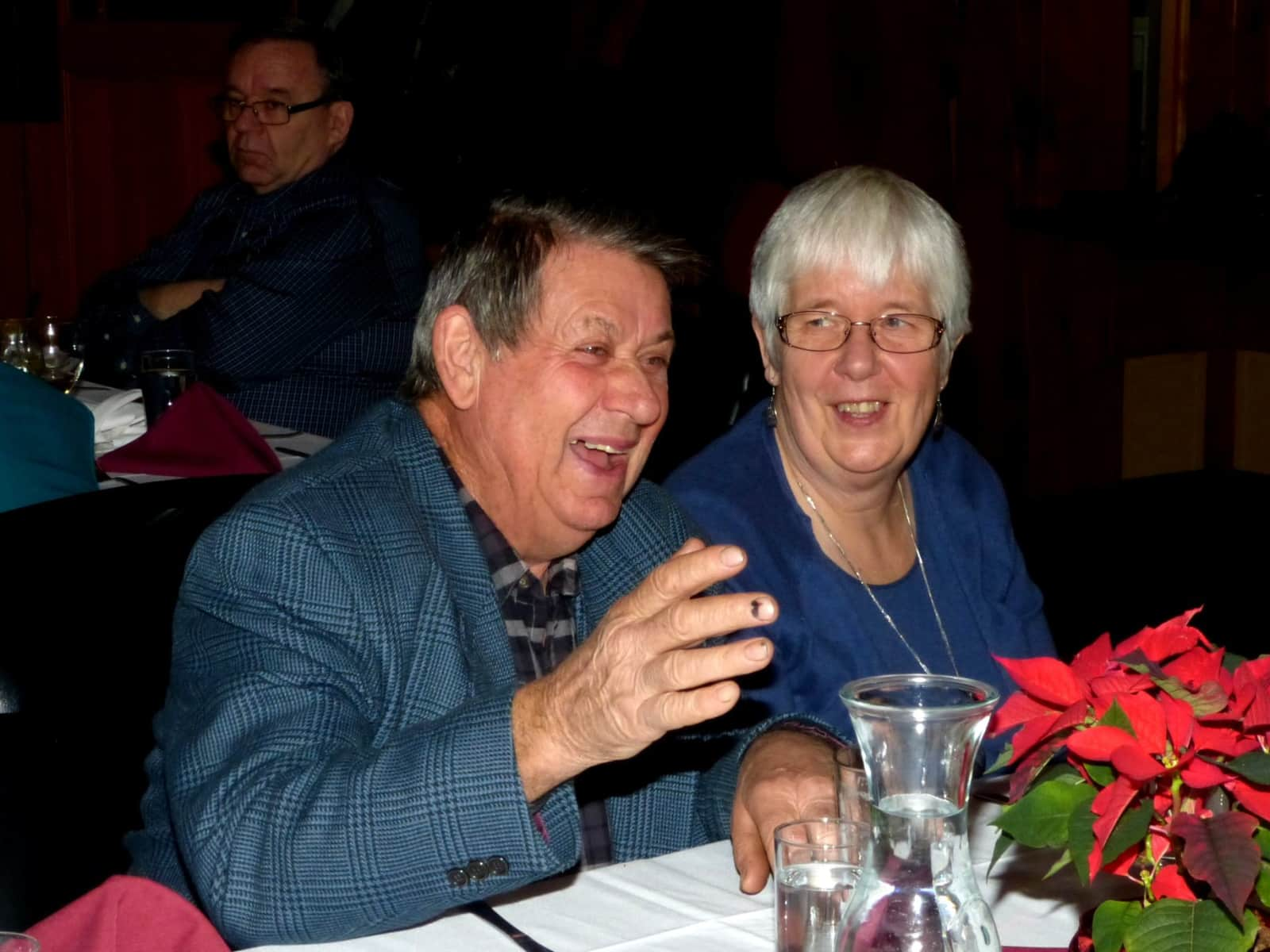 Phil & Marj from Armstrong, British Columbia, Canada
