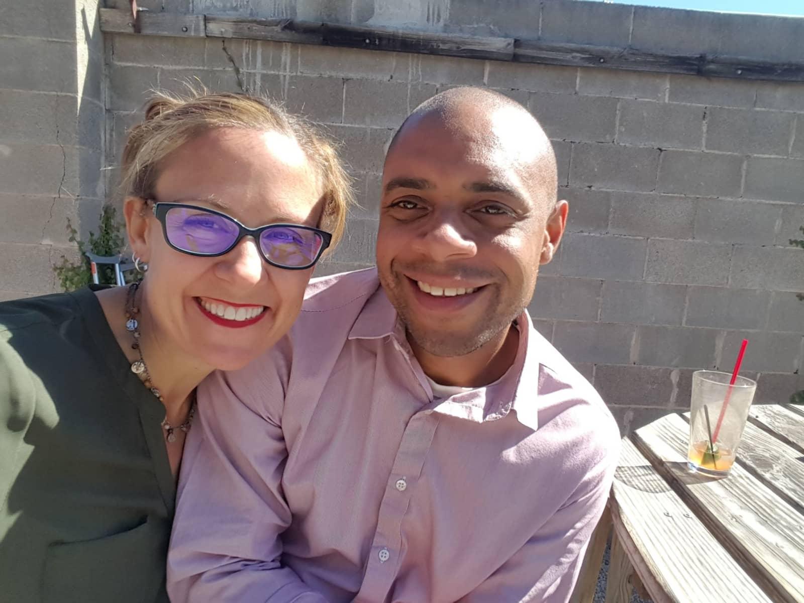 Rebecca & Brett from Little Elm, Texas, United States