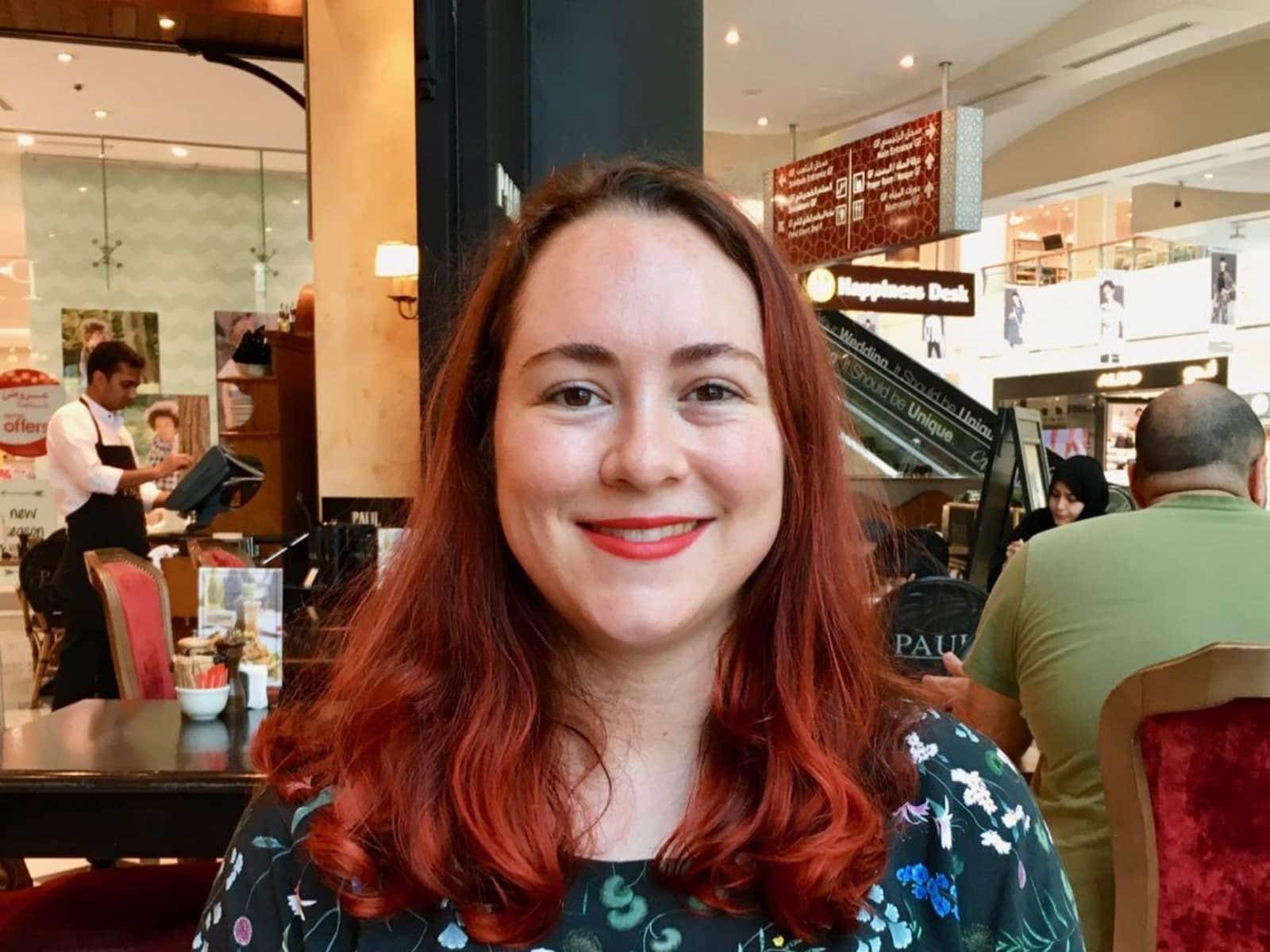 Erica from Tauranga, New Zealand